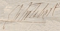 Signature of Duke Emmanuel Philibert of Savoy in 1575.png