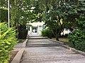 Silistra-reional-library entrance.jpg