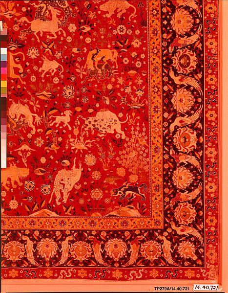silk carpet - image 6