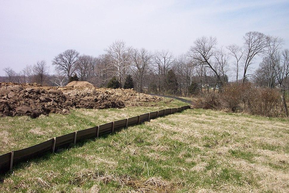 Silt fence EPA