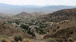 Silver City, Nevada - Image: Silver City Nevada