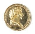 Silvermedalj, Karl XIV Johan - Skoklosters slott - 109487.tif
