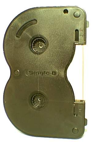 Single-8 - Cartridge of Single 8 film