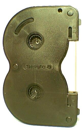 Single-8 - Cartridge of Single 8 film