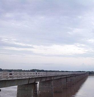 Salepur - Image: Siphon cum Bridge