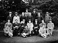 Sir Henry Dale with a group of students, 1899 Wellcome L0003855.jpg