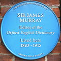Sir James Murray blue plaque.jpg