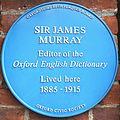 Sir James Murray blue plaque.jpg