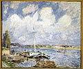 Sisley - Boats-On-The-Seine,-C.1877.jpg