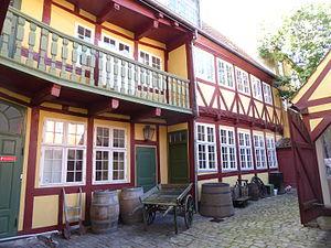 Skibsklarerergaarden - The brewery wing