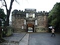 Skipton Castle, Gatehouse - geograph.org.uk - 620509.jpg
