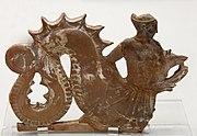 Skila, terakota, Mel, 5. stoljeće p.n.e.