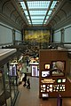 Smithsonian natural history - hall of mammals.JPG