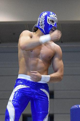 CMLL Torneo Gran Alternativa - Soberano, novato winner in 2017.