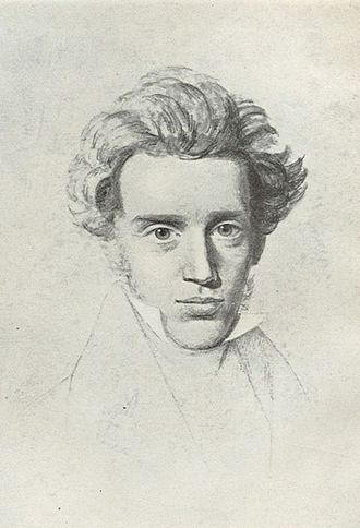 Leap of faith - Søren Kierkegaard