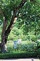 Sofiero (Helsingborg), flower garden with vases.JPG