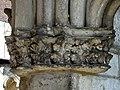 Soissons (02), abbaye Saint-Jean-des-Vignes, cloître gothique, galerie sud, chapiteaux 1.jpg