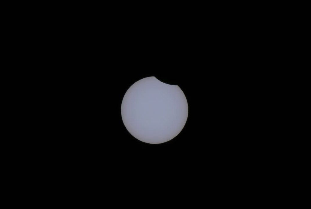 Файл:Solar eclipse Jan. 2019.webm
