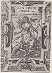 Solis, Virgil - Les neuf muses- Clio - 1562.jpg