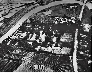Operation Ivory Coast - Image: Son Tay Prison Camp