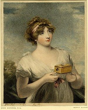 Berkeley Paget - Psyche: Sophia Askell Bucknall, before her marriage to Berkeley Paget