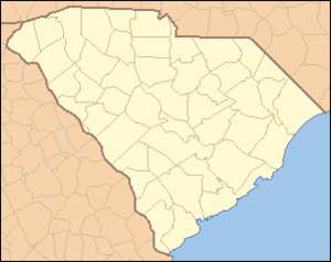 United States District Court for the District of South Carolina - Image: South Carolina Locator Map