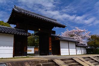 Daian-ji - South gate
