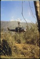 South Vietnam. A UH-1D Medevac helicopter takes off to pick up an injured member of the 101st Airborn Division, near... - NARA - 530627.tif