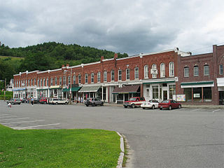 South Royalton Historic District central portion of the village of South Royalton, Vermont