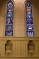South transept windows St. Marys Episcopal Cathedral.JPG