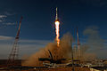 Soyuz TMA-06M rocket launches from Baikonur 4.jpg