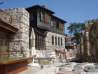 Architectural heritage of Sozopol