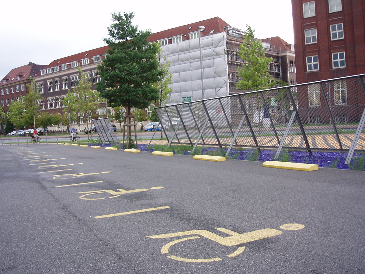 behindertenparkplatz wikipedia. Black Bedroom Furniture Sets. Home Design Ideas