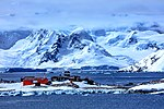 Spectacular cruise in the Gerlache strait, through the Aquirre Passage to Paradise Bay. (25908088511).jpg