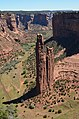 Spider Woman Rock, Canyon de Chelly National Monument, Arizona view 3.jpg