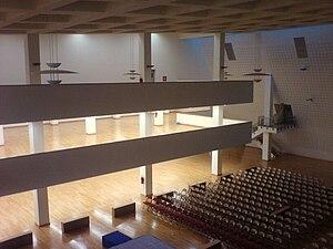 University of Split - Image: Split University Library interior 2