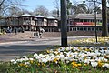 Springtime at the entrance of Burgers Zoo Arnhem-Schaarsbergen at 19 March 2015 - panoramio.jpg