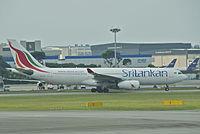 4R-ALH - A332 - SriLankan Airlines