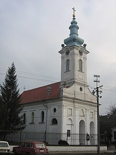 Kovin Town and municipality in Vojvodina, Serbia