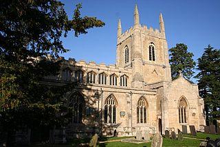 Horbling Human settlement in England