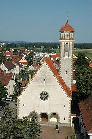 Bechhofen - Church in Bechhofen