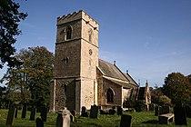 St.Nicholas' church, Carlton Scroop, Lincs. - geograph.org.uk - 70551.jpg