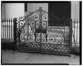 St. Johannes Lutheran Church, 48 Hasell Street, Charleston, Charleston County, SC HABS SC,10-CHAR,292-7.tif