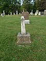 St. John's Lutheran Cemetery corner stone.jpg