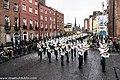 St. Patrick's Day Parade (2013) - Colorado State University Marching Band, Colorado, USA (8566282014).jpg