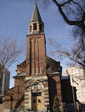 St. paul's cathedral, saskatoon