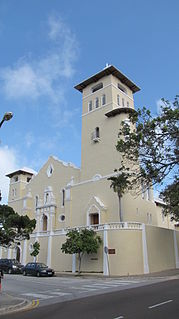 Roman Catholic Diocese of Hamilton in Bermuda diocese of the Catholic Church