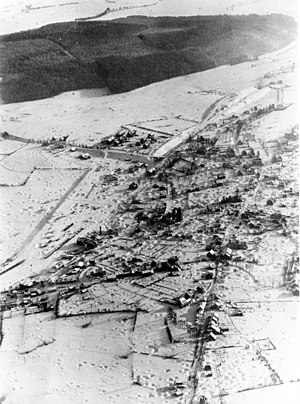 Battle of St. Vith - St. Vith, Belgium