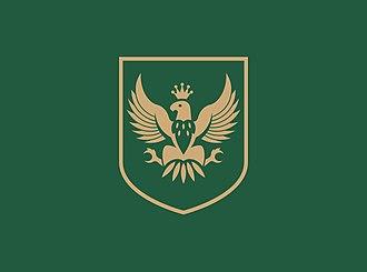 St Aloysius' College, Glasgow - The Gonzaga Eagle - Official Crest of St Aloysius' College Glasgow