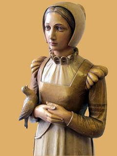 Anne Line English Catholic martyr